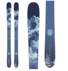 Nordica Women's Santa Ana 93 Flat Skis 2022