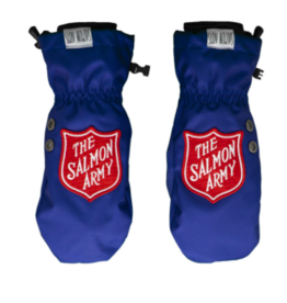 Salmon Arms Classic Mitts Salmon Army 2022