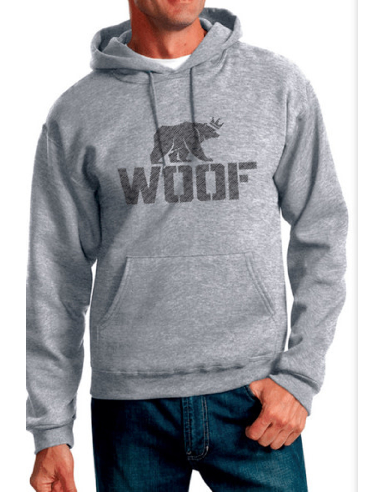 ajaxx63 ajaxx63 Woof Hoodie