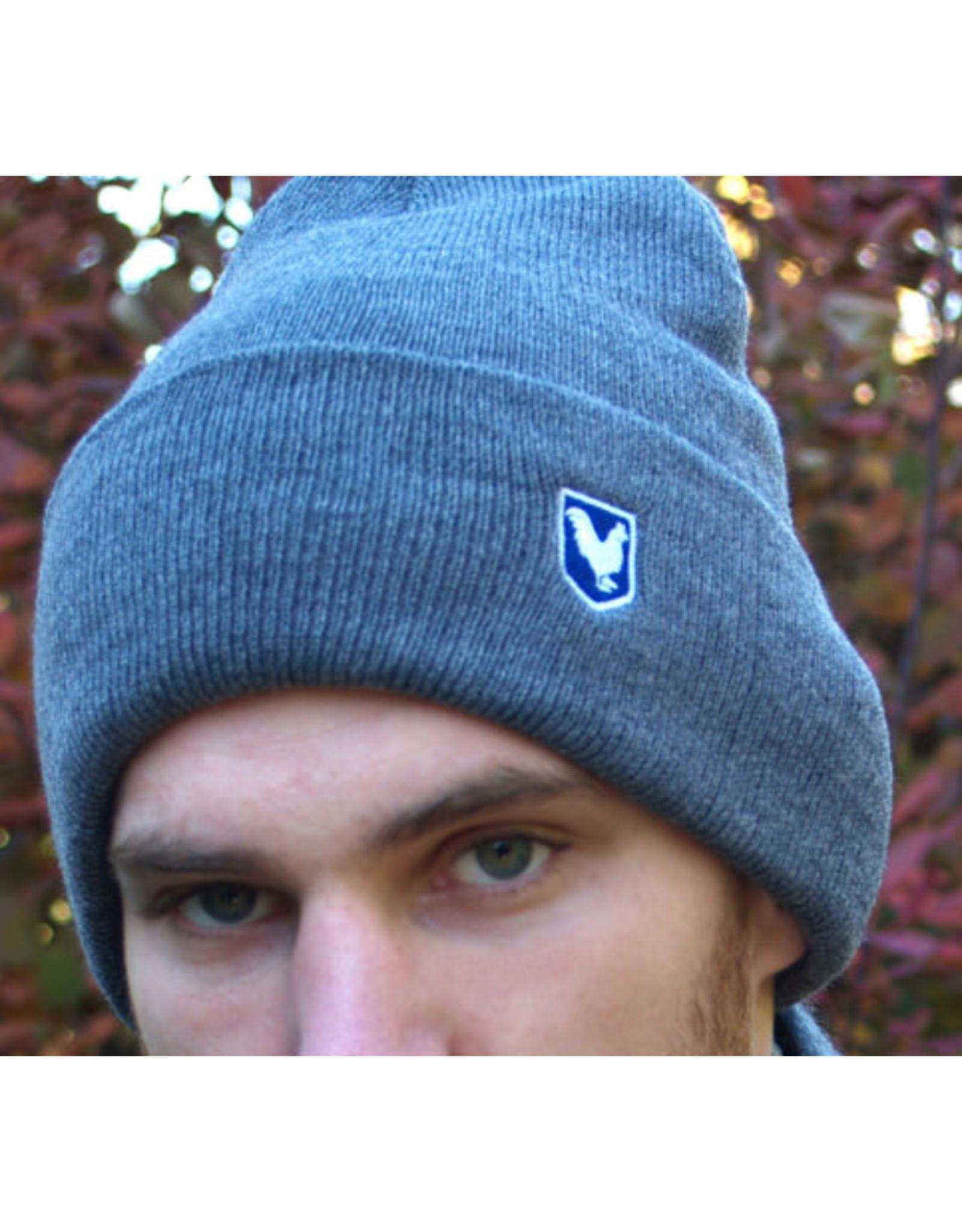 ajaxx63 ajaxx63 Cock Crest Pom Pom Knit Cap