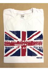 ajaxx63 ajaxx63 British Flag Tee