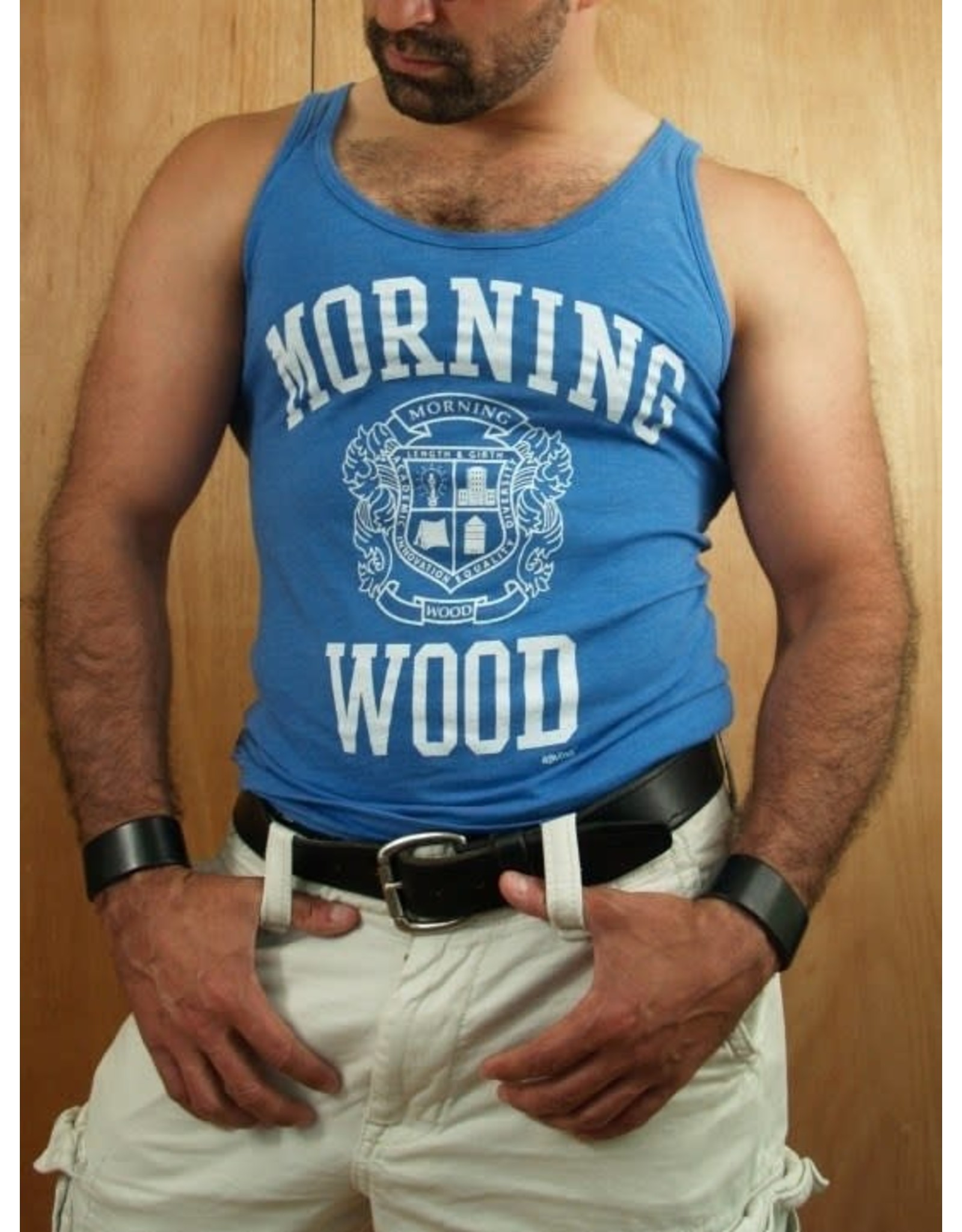 ajaxx63 ajaxx63 Morningwood Tank Top