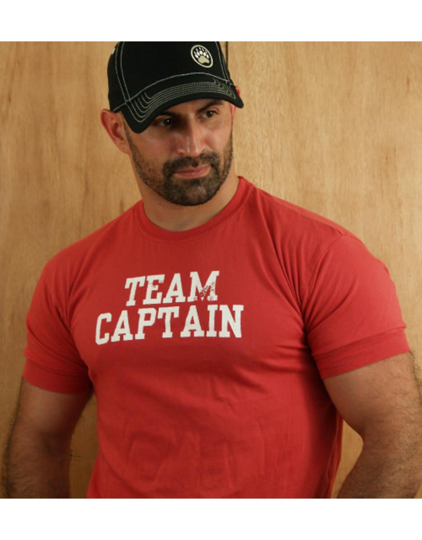 ajaxx63 ajaxx63 Team Captain Tee