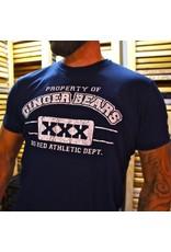 Shane Ruff Studio Burly Shirts Ginger Bear Athletic Dept Tee