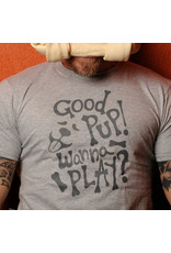 Shane Ruff Studio Burly Shirts Good Pup - Grey