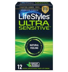 Lifestyles Lifestyles Ultra Sensitive 12