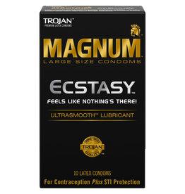 Trojan Trojan Magnum Ecstasy Condoms 10pk