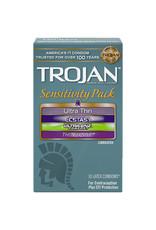 Trojan Trojan Sensitivity 10 pack