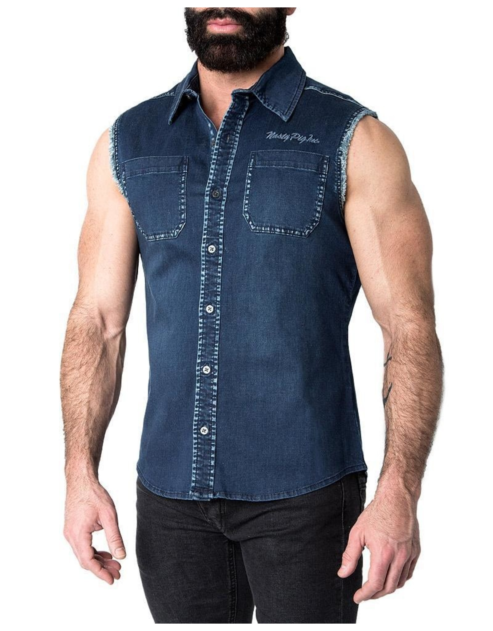Nasty Pig Nasty Pig Overhaul Sleeveless Shirt