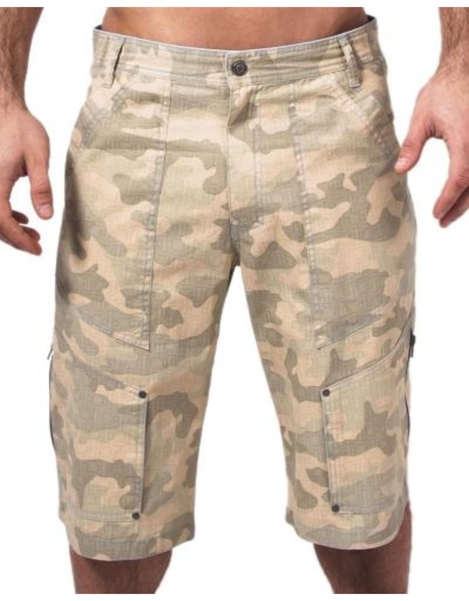 Nasty Pig Nasty Pig Camo Shorts