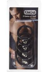 KinkLab KinkLab 5 Gates of Hell - Rubber