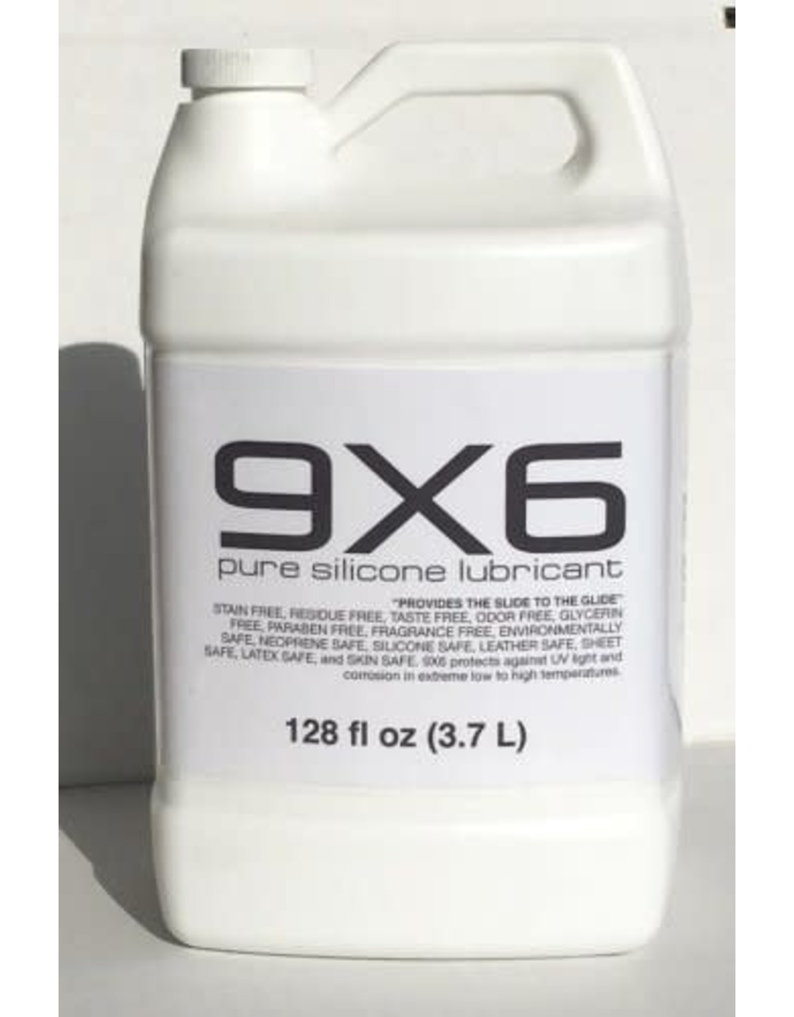 9 x 6 Lube 9 X 6 Silicone Lube