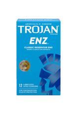 Trojan Trojan ENZ Lubricated 12pk