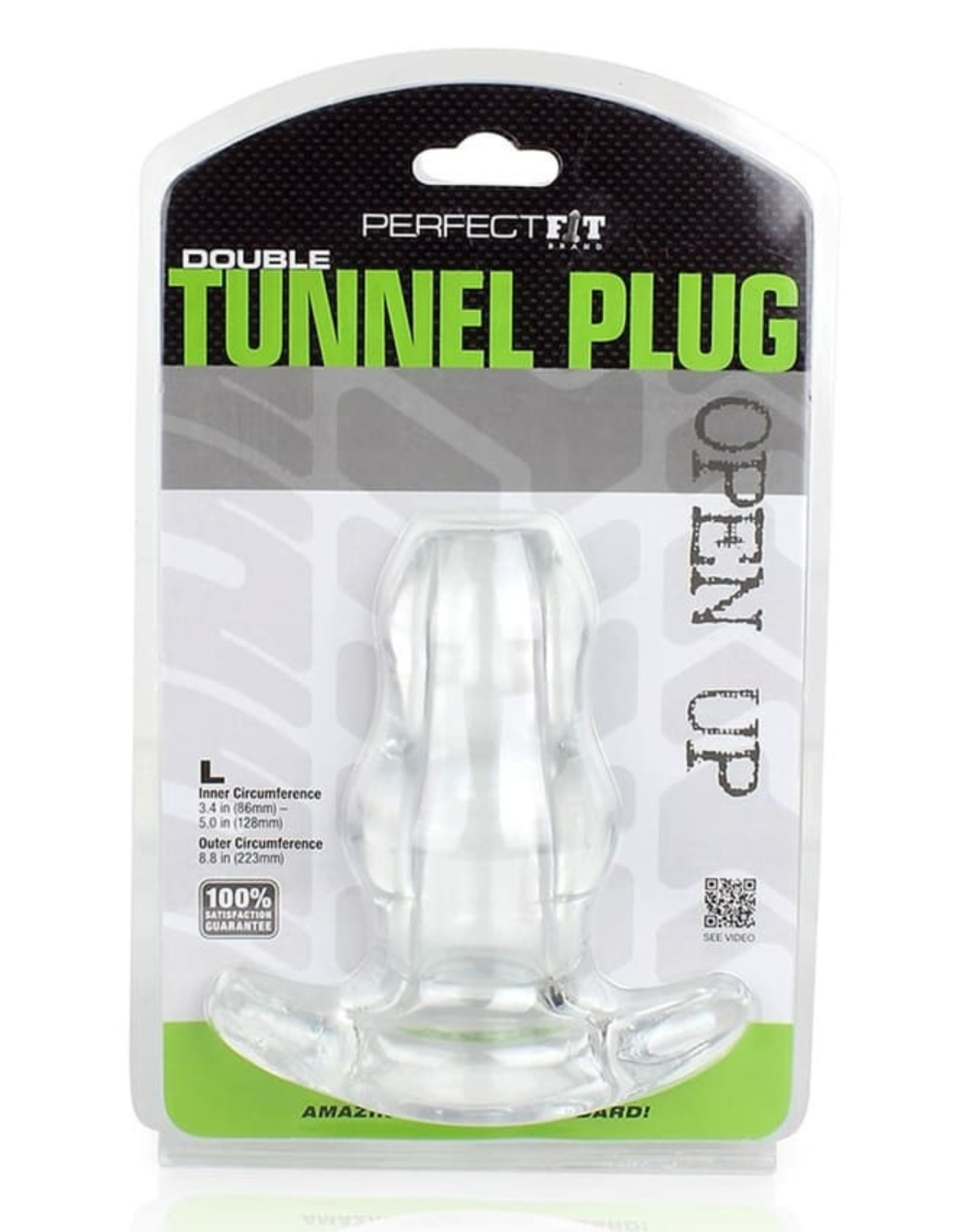 Perfect Fit Brand Perfect Fit Brand Double Tunnel Plug