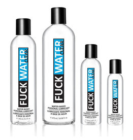 Fuck Water Fuck Water H2O Lube