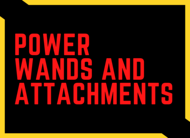Power Wands and Attachments