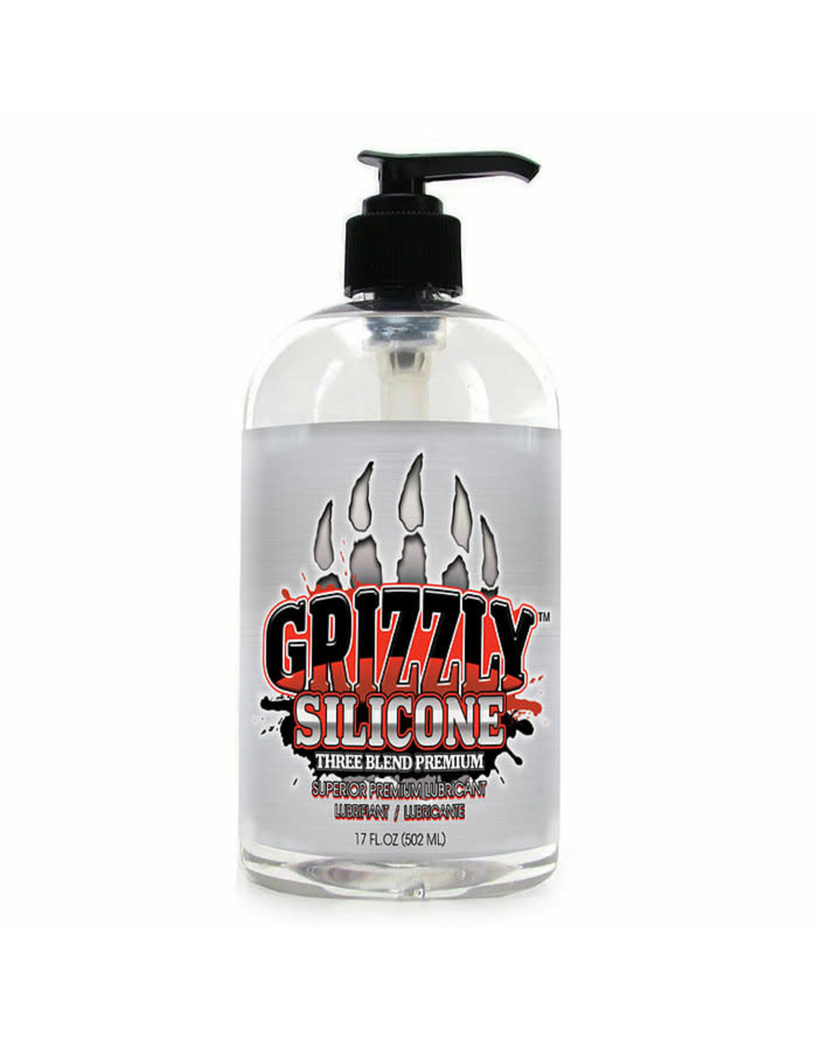 Nature Lovin' Grizzly Silicone