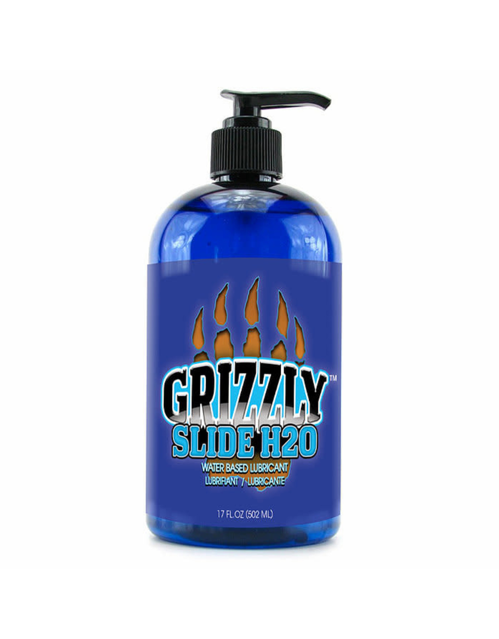 Nature Lovin' Grizzly Slide H2O