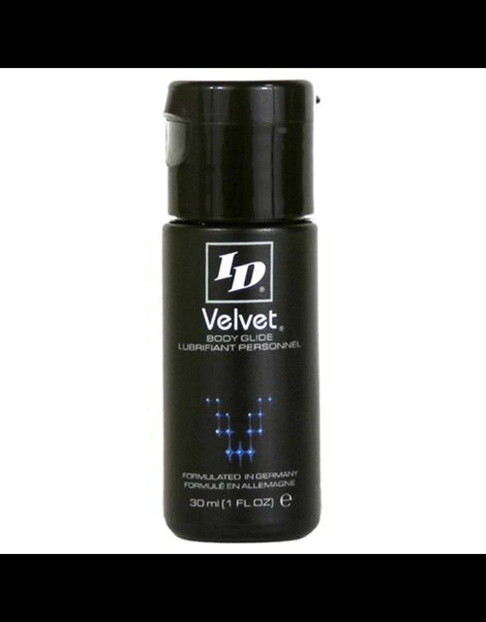 ID Lubricants ID Velvet Silicone