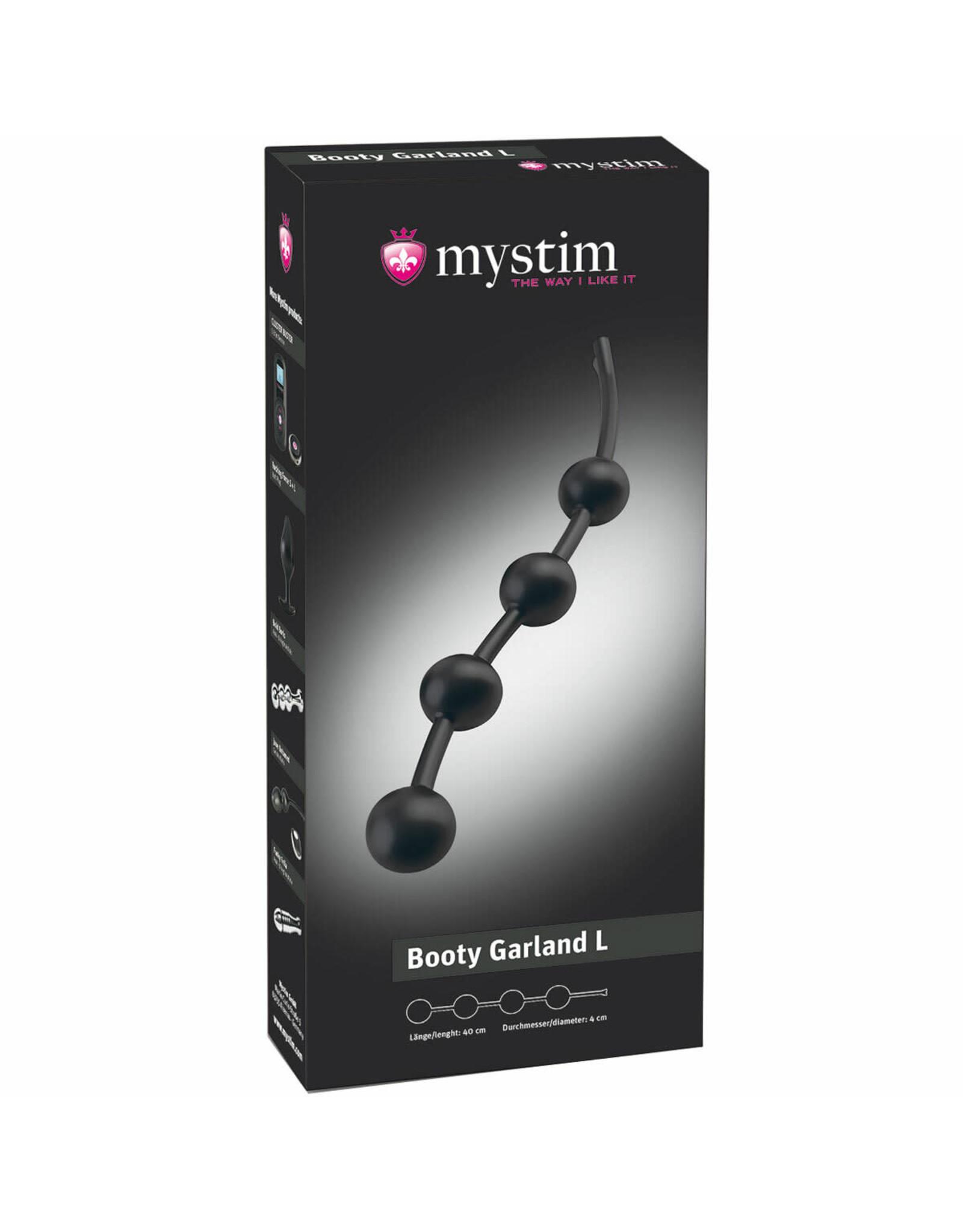 MyStim MyStim Booty Garland Anal Chain