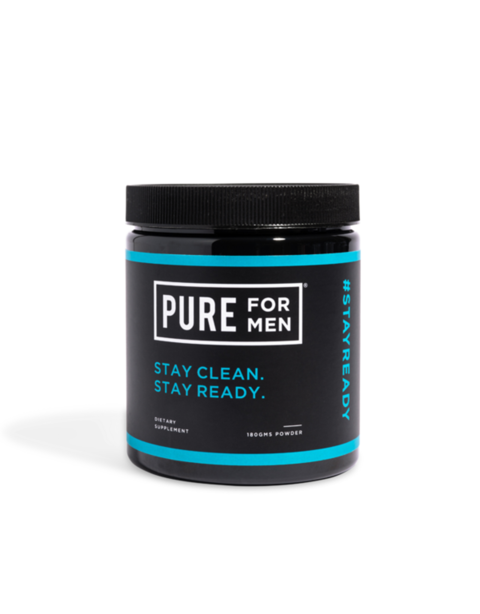 Pure for Men Pure Fiber Capsules and Powder