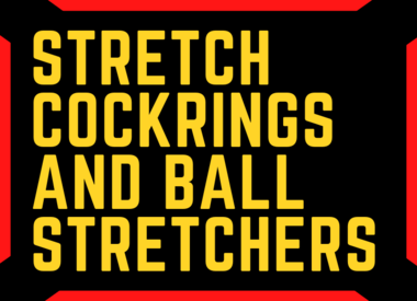 Stretch Cock Rings Ball Stretchers