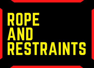 Rope / Restraints