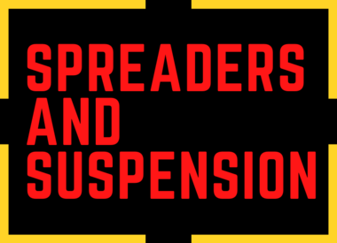 Spreaders and Suspension