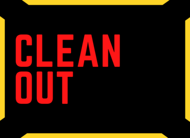Clean Out