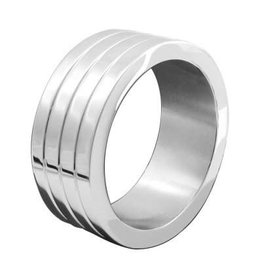 M2M M2M Stainless Mega Wide Band Cockring