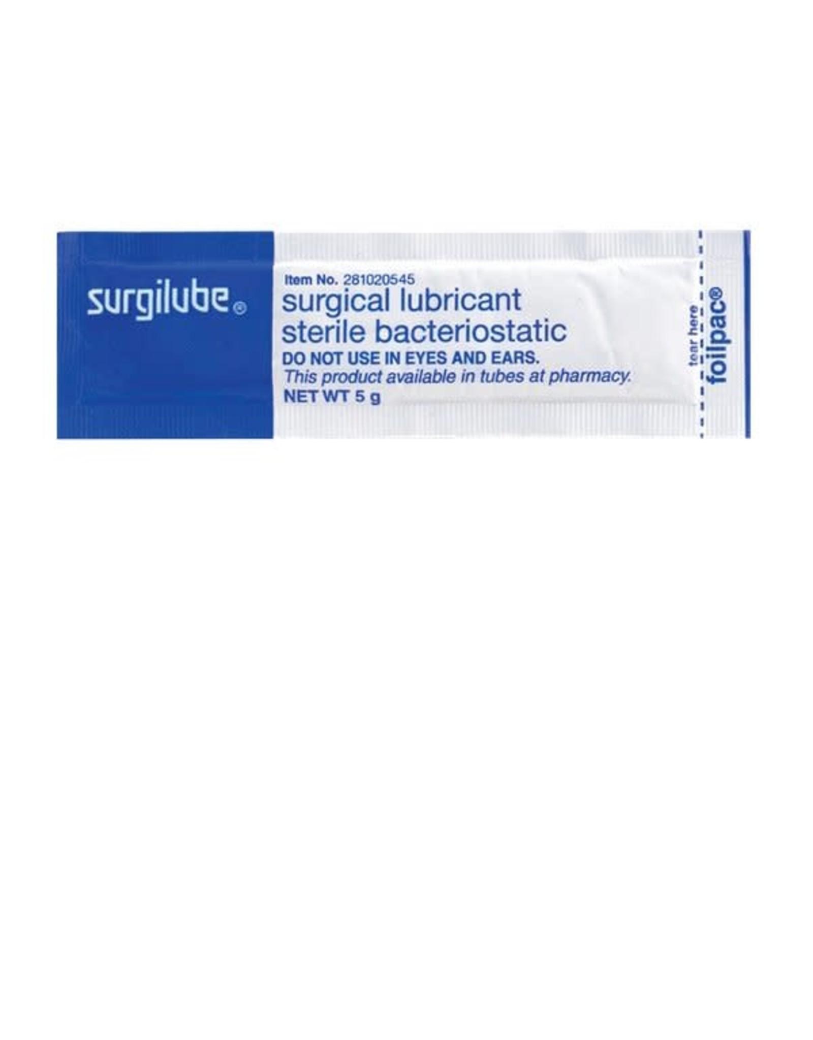 Surgilube Sterile Surgical Lube