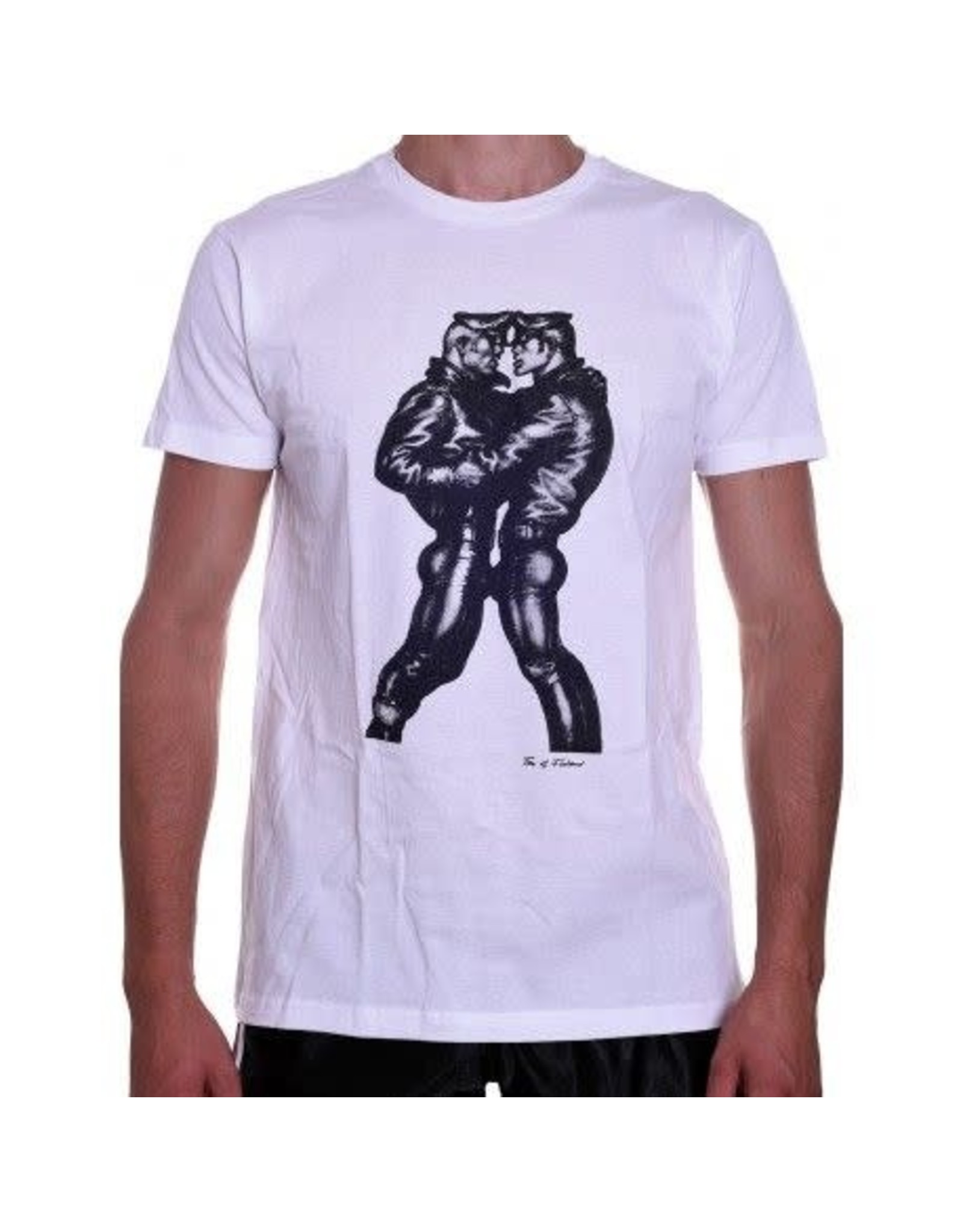 Tom of Finland Tom of Finland Leather Duo Tee