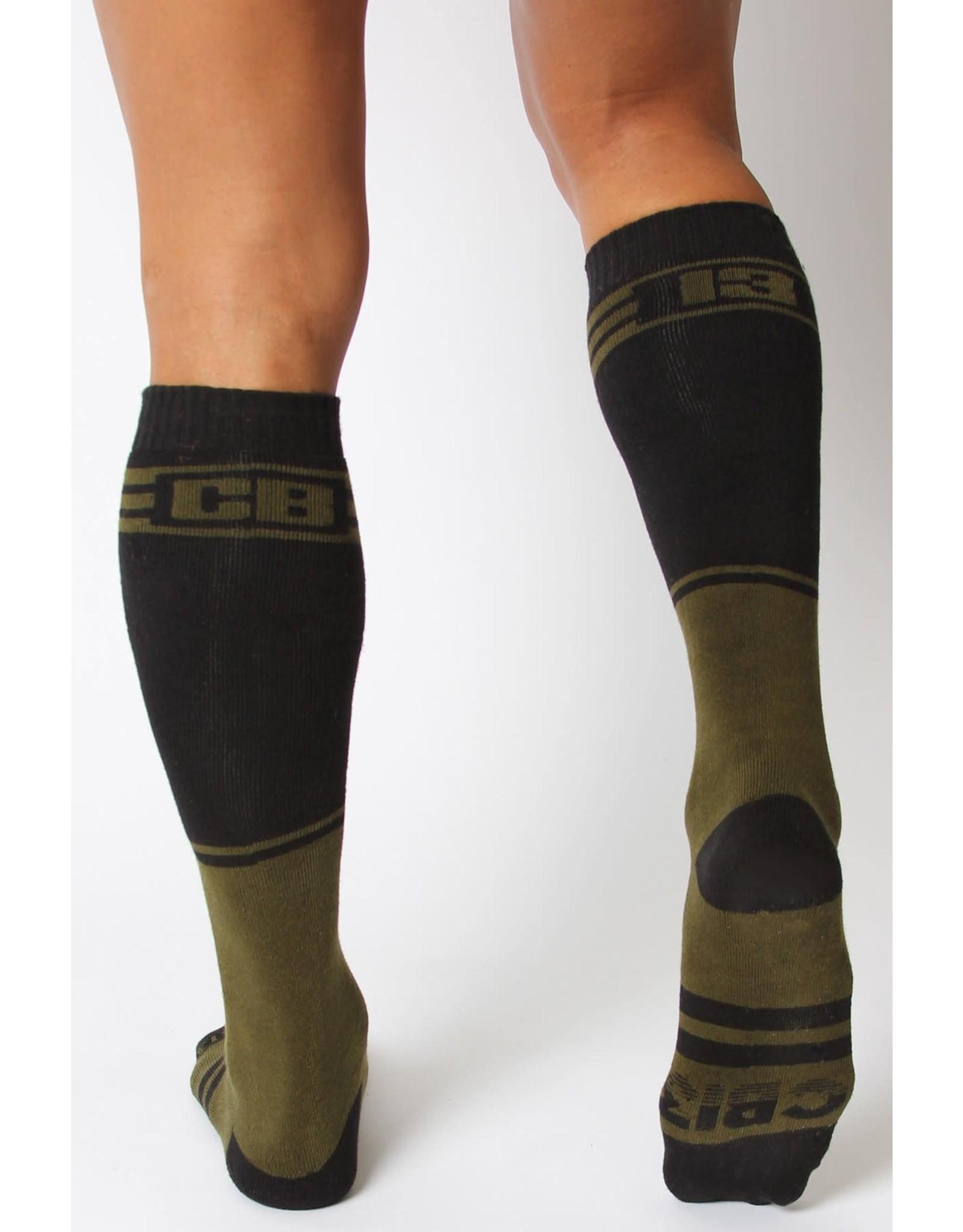 Cellblock13 Cellblock13 Torque 2.0 Knee High Sock