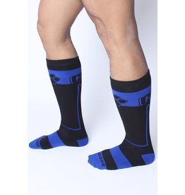 Cellblock13 Cellblock13 Kennel Club Alpha Kneehigh Sock