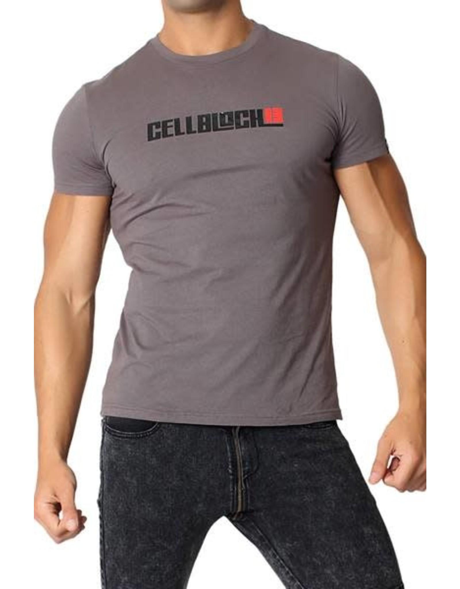 Cellblock13 Cellblock13 CB13 Original Logo Tee