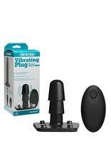 Vac-U-Lock Vac-U-Lock Vibrating Plug with Wireless Remote