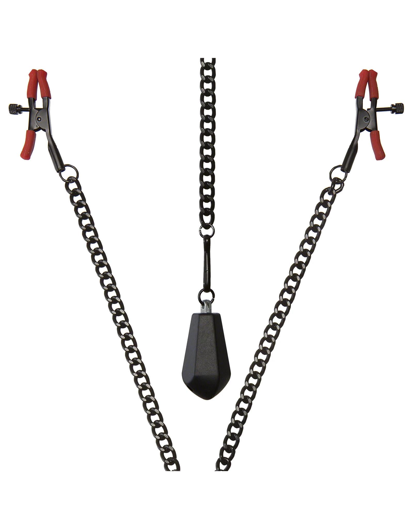 KINK KINK TUG Nipple Clips/Heavy Weights
