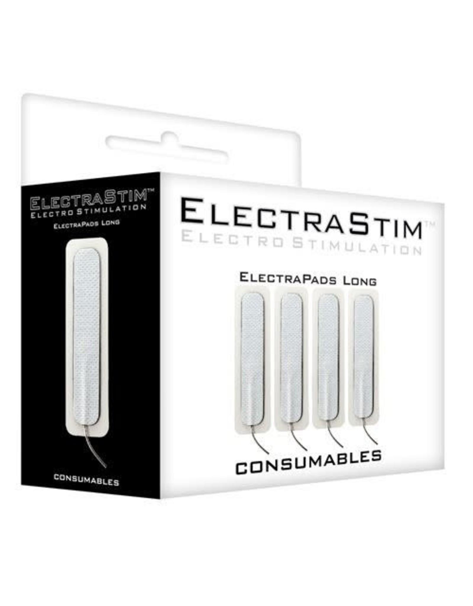 ElectraStim ElectraStim E-Stim pads 1.5cm x 7.5cm