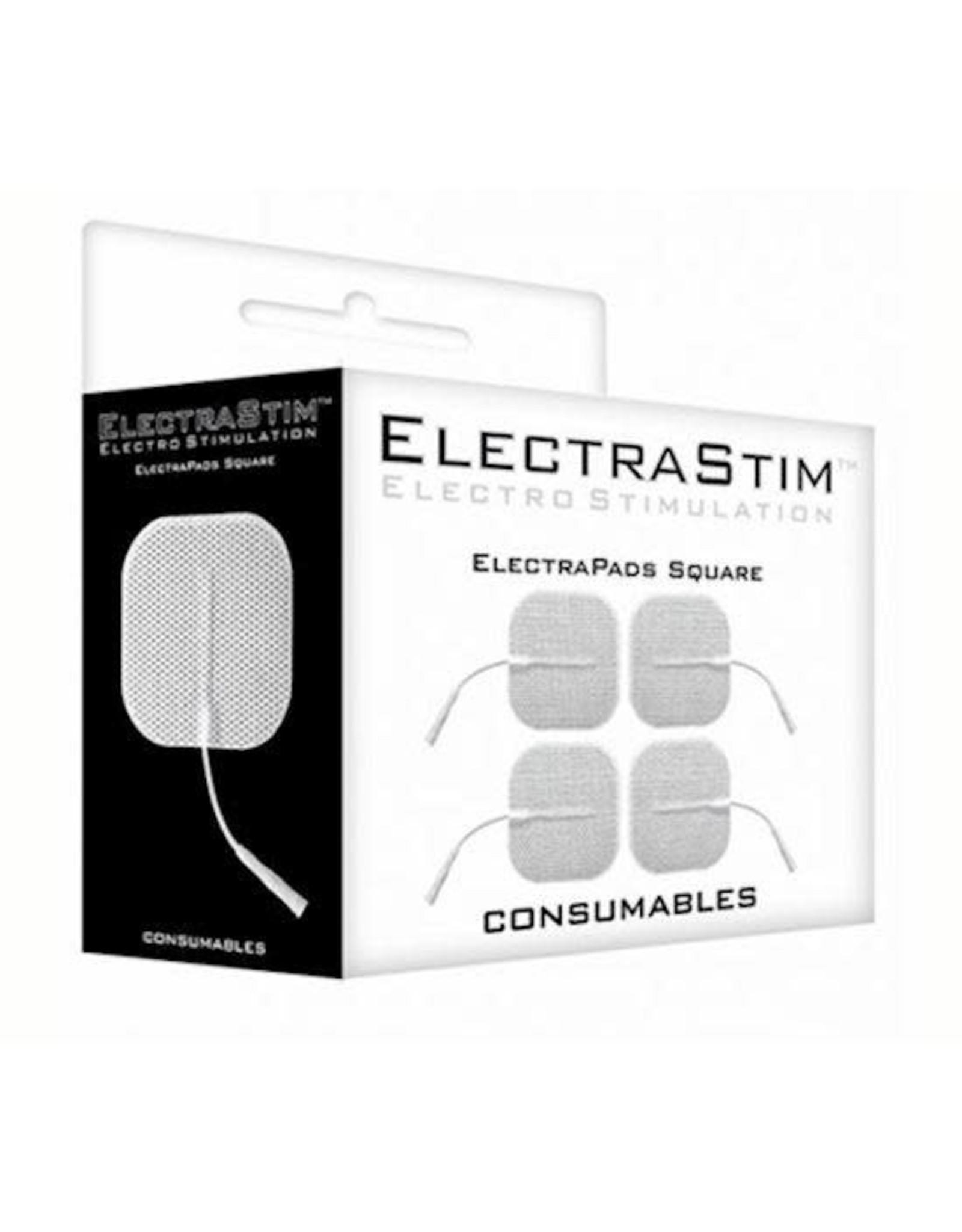 """ElectraStim ElectraStim E-Stim pads 2"""" x 2"""""""