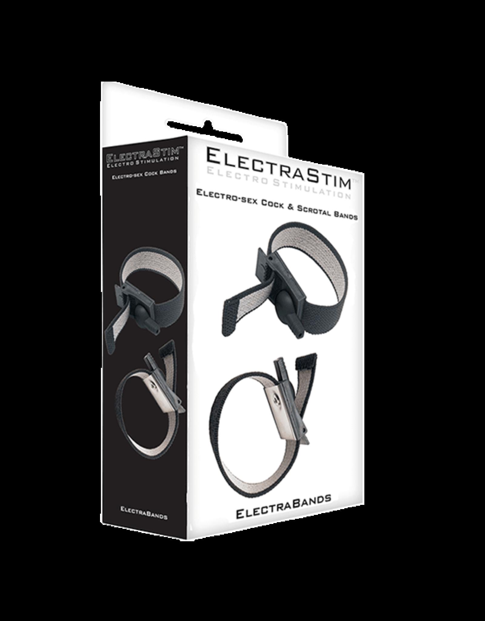 ElectraStim ElectraStim ElectraBands Adjustable Fabric Cock Bands