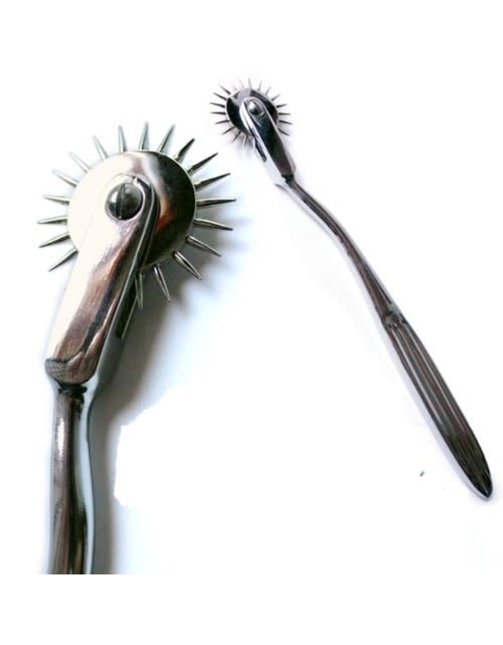 KinkLab Wartenberg Pinwheel  with Leather Case