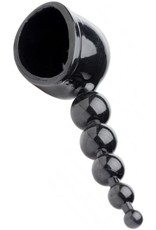 Master Series Master Series Thunder Beads Anal Wand Attachment