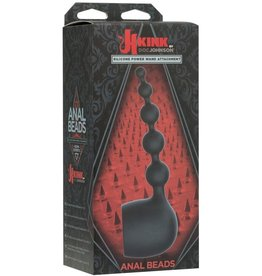 KINK KINK Silicone Anal Beads Power Wand Attachment