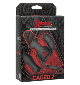 KINK KINK Caged 2 Silicone Cock Cage/Vib