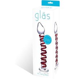 Gläs Gläs Mr. Swirly Glass Dildo