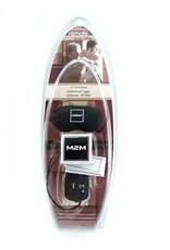 M2M M2M Remote Control Egg Vibrator 10 Speed Black