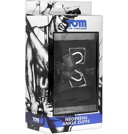 Tom of Finland Tom of Finland Neoprene Ankle Cuffs