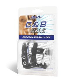 Blue Line Blue Line Duo Cock and Ball Lock