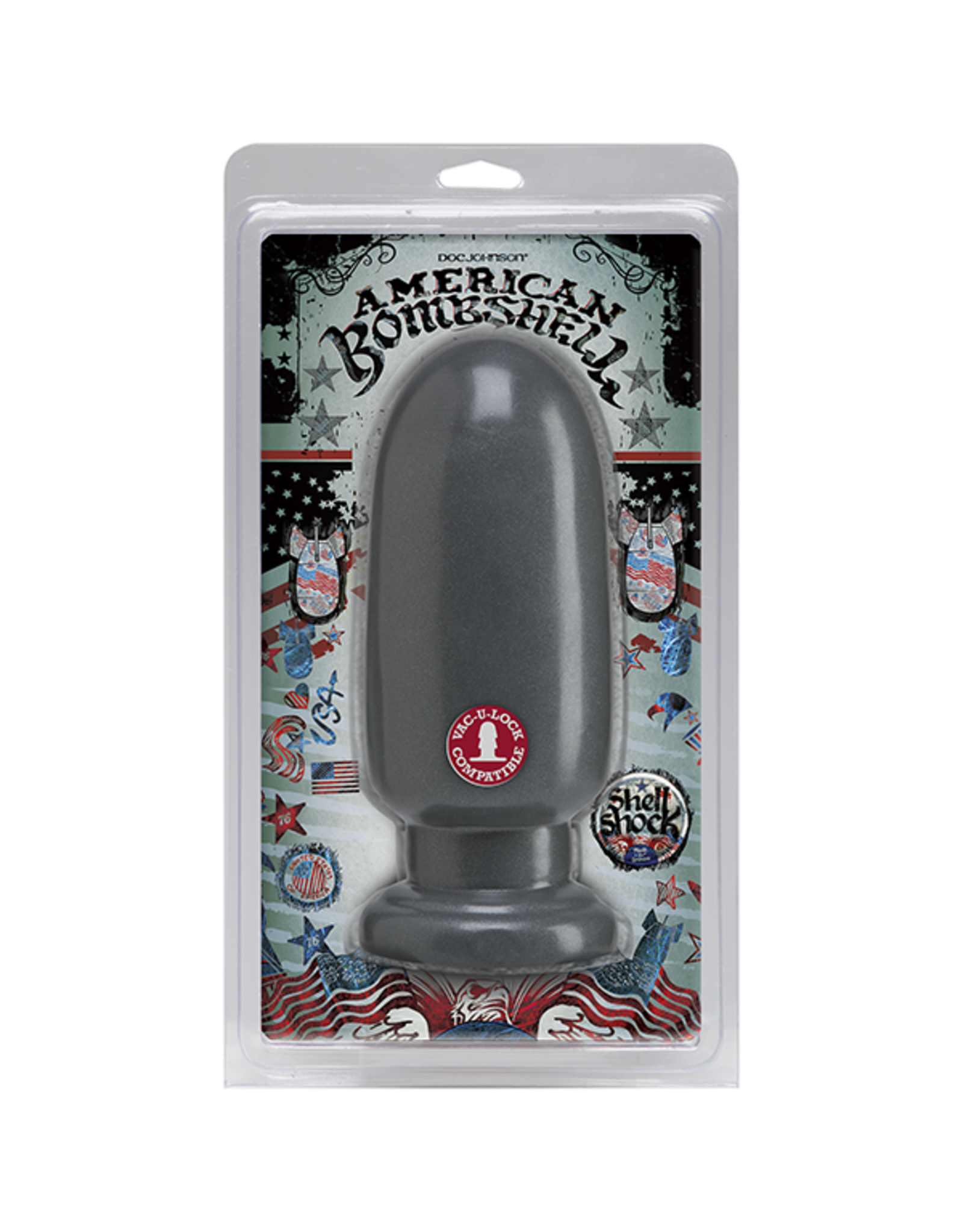 American Bombshell American Bombshell  Shell Shock - Large