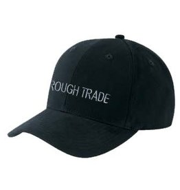Pride not Prejudice Pride... Ballcap ROUGH TRADE Grey Logo